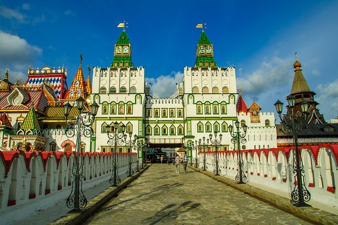 Half-Day Private Guided Tour of Kremlin in Izmailovo