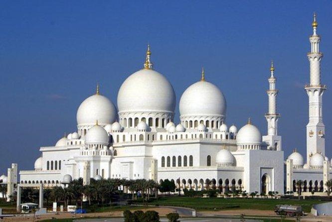 Enjoy Full Day Tour Of Abu Dhabi From Dubai