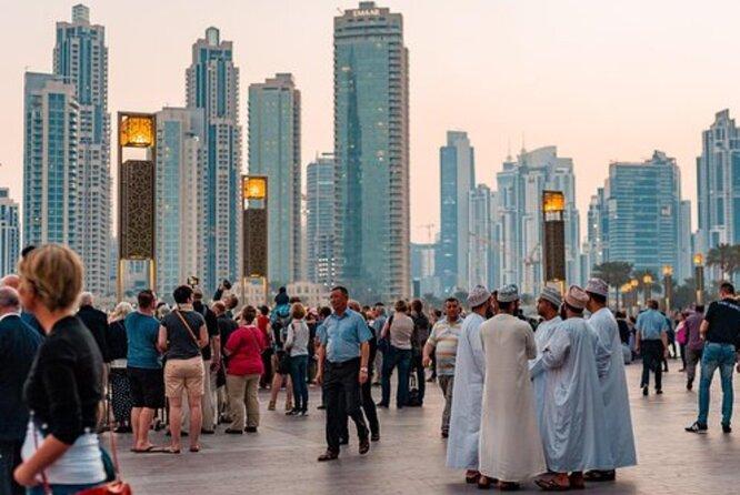 Enjoy Half Day Dubai City Tour