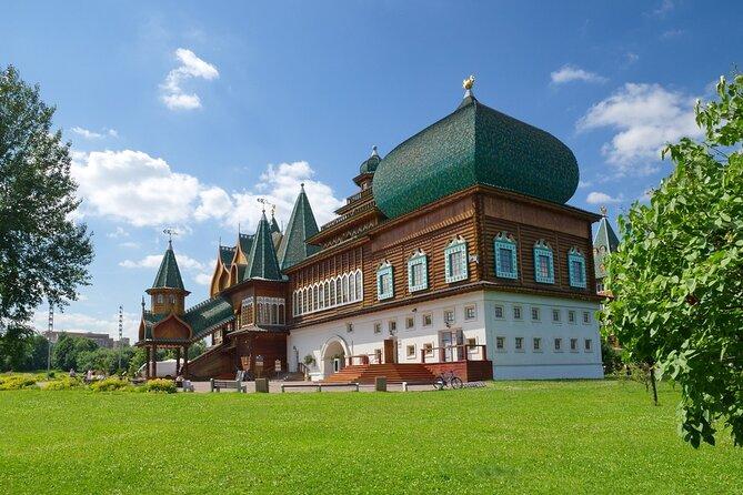 Half-Day Private Guided Tour of Kolomenskoye Estate