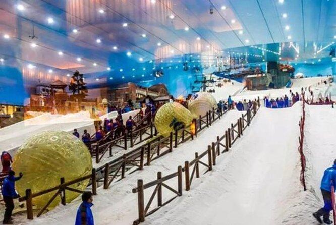 Enjoy Amazing Tour Sky Dubai & Entrance Tickets