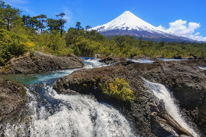 Petrohue Falls and Osorno Volcano Bike Tour