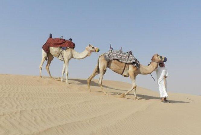 Enjoy Amazing Desert 4x4 safari ,Complimentary Atv Ride ,Camel Ride ,BBQ Dinner