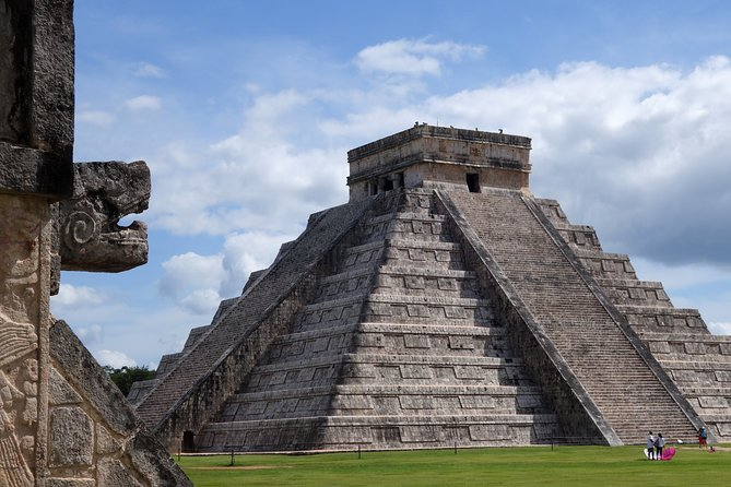 Chichen Itzá, cenote and Valladolid - Small group day tour from Playa del Carmen