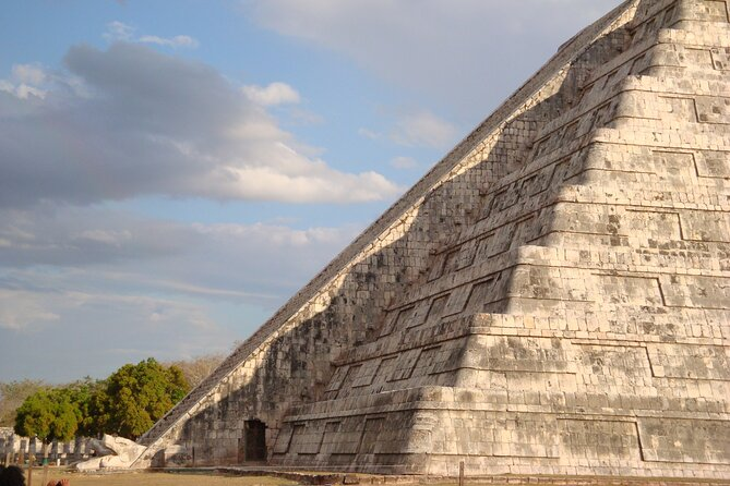 Chichen Itzá, cenote and Valladolid - Small group day tour from Akumal