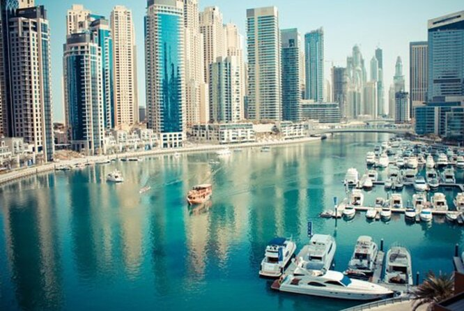 Amazing Dubai Full Day Tour
