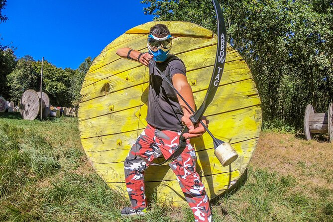 Archery Tag with Hotel Transfers