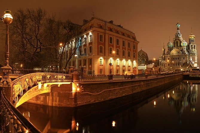 Half-Day Private Saint Petersburg Tour by Car
