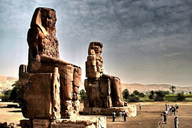 Fabulous private guided day tour to luxor from hurghada .special day