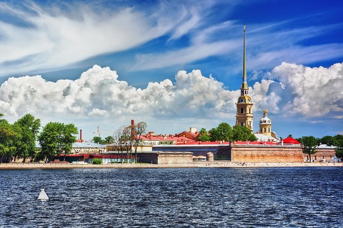 Private City Tour & Guided Visit to the Peter and Paul's Fortress