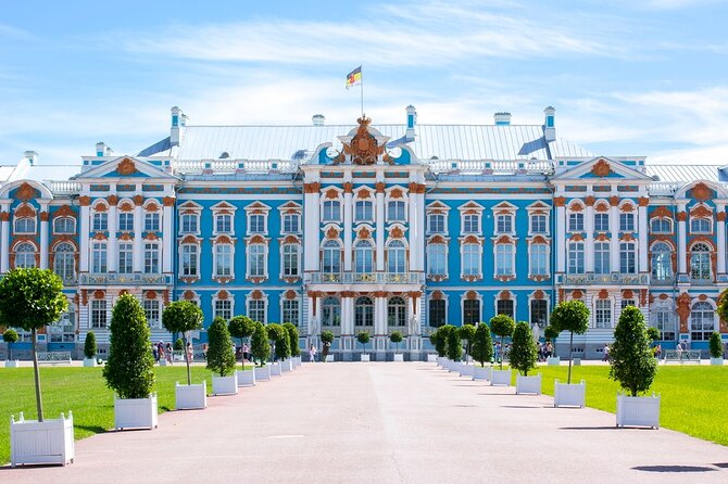 Half-Day Private Tour in Catherine Palace of Tsarskoye Selo