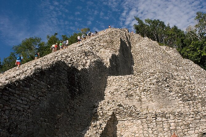 Mayan Inland Expedition from Akumal - Coba ruins, Punta Laguna, Mayan Family