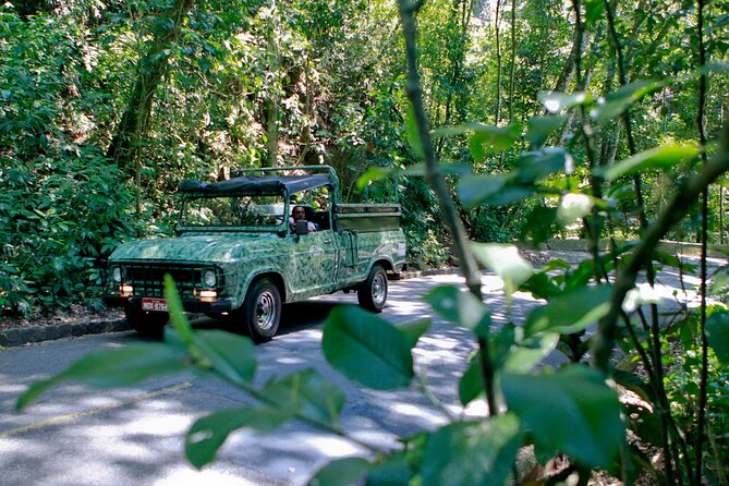 Jeep Tour - Tijuca Tropical Forest