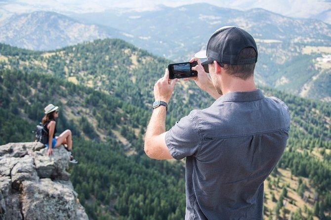 Boulder Hike and Beer