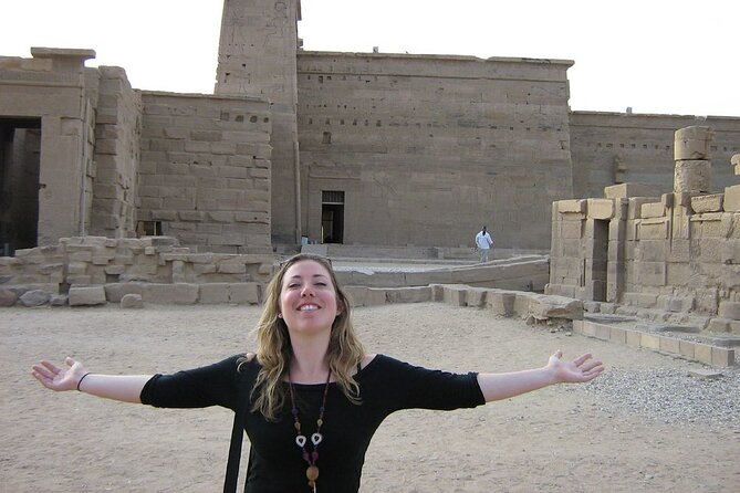 3-Day Private Tour to Aswan and Luxor Temples from Aswan