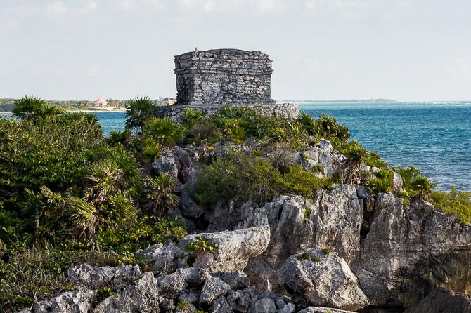 Tulum Archaeological site and Jungle Adventure from Playa del Carmen
