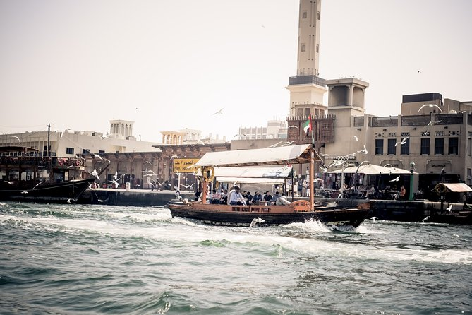 Private Tour: Roam the Backstreets of Old Dubai with an Insider Incl. Transport