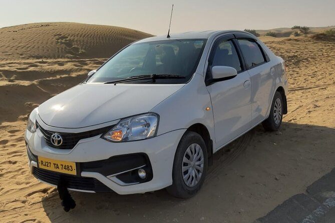Private Transfer from Delhi to Jaipur
