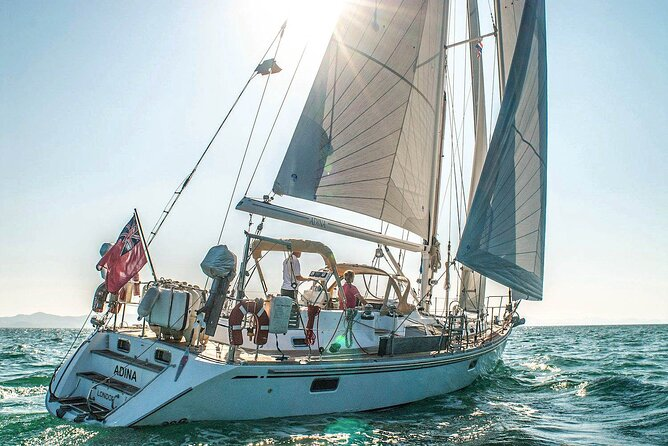 Overnight Yacht Vacation from Trincomalee