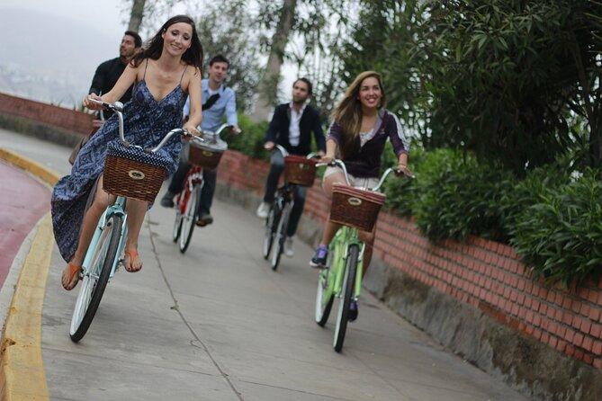 Gastronomic biking tour in Barranco - Private