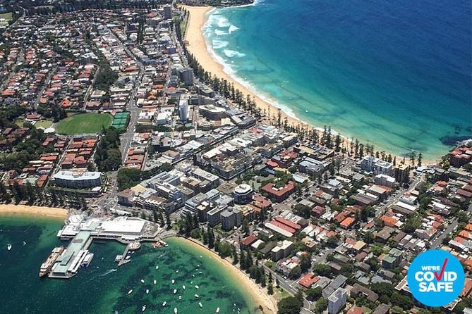 Private Helicopter Flight Over Sydney and Beaches for 3 - 30 Minutes