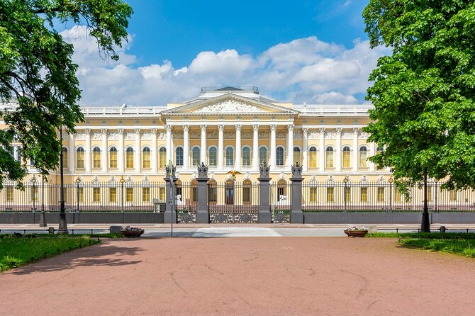 Private Russian Museum Guided Tour