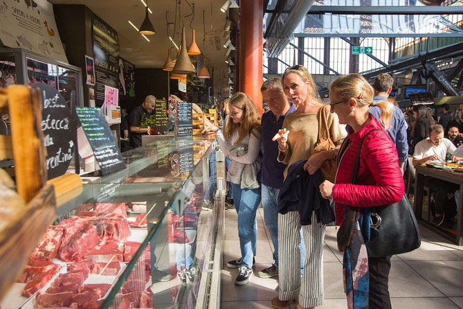 Florence StreetFood Tour with Friendly Local Guide