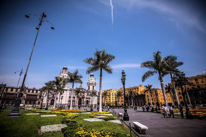 Half-day Private Lima City Tour and Gold Museum