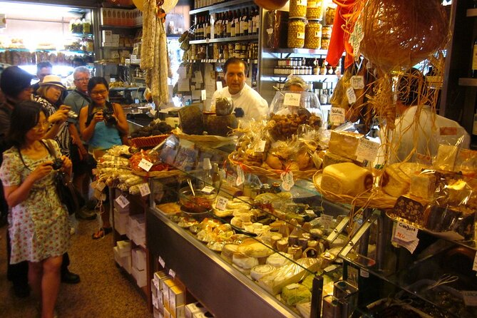 Rome FoodTour Trastevere with Local Guide