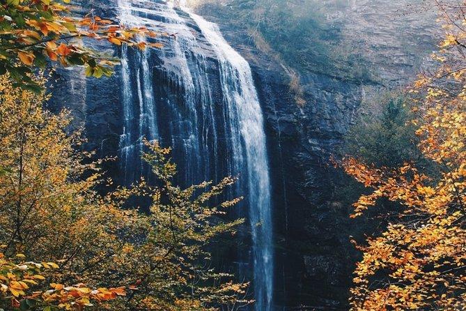 Beauty of Erawan Kanchanaburi waterfall -Private guided tour