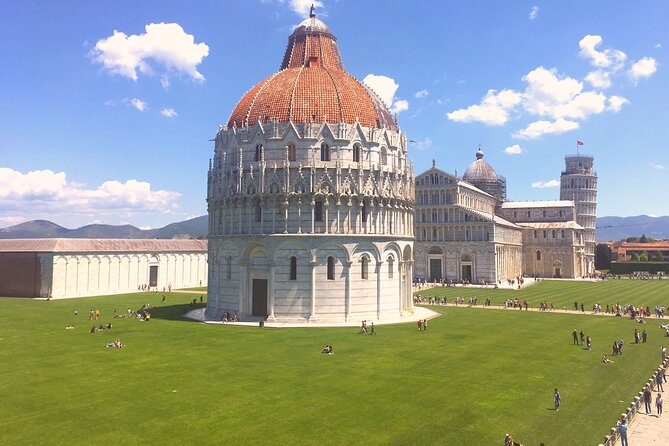 The best of Pisa: a sightseeing audio tour from Tuttomondo to the Leaning Tower