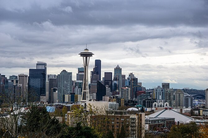 Private 3-hour Walking Tour of Seattle with licensed tour guide