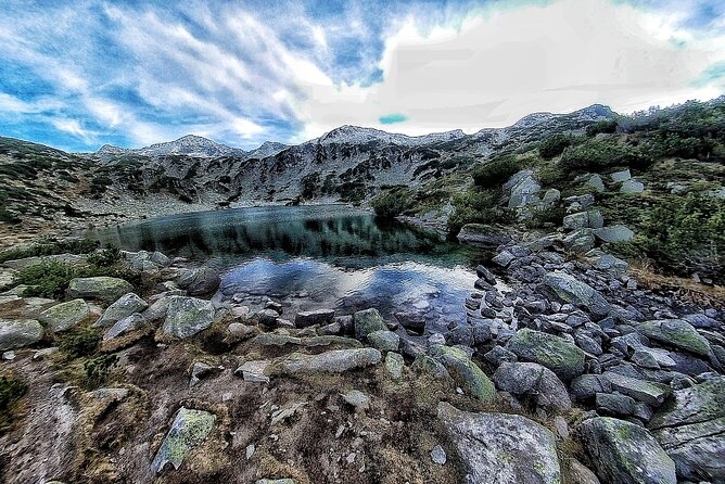 Hiking in Pirin- the UNESCO World Heritage Natural Park with a visit of Bansko