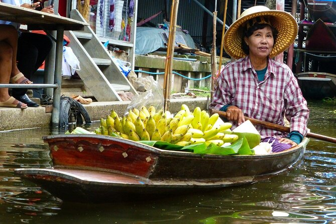 Untraditional Floating market private guided tour ~