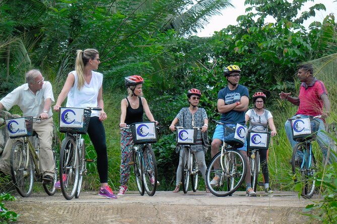 Morning Sports Cycling in Galle