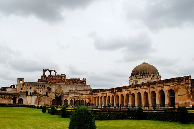 Day Trip to Bidar (Guided Private Experience by Car from Hyderabad)