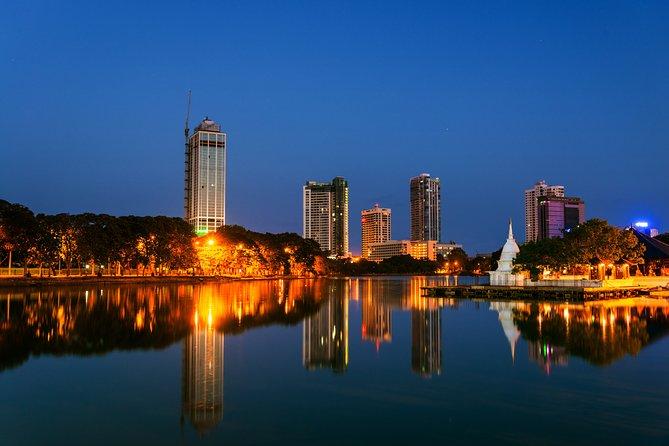 Colombo City Tour from Balapitiya