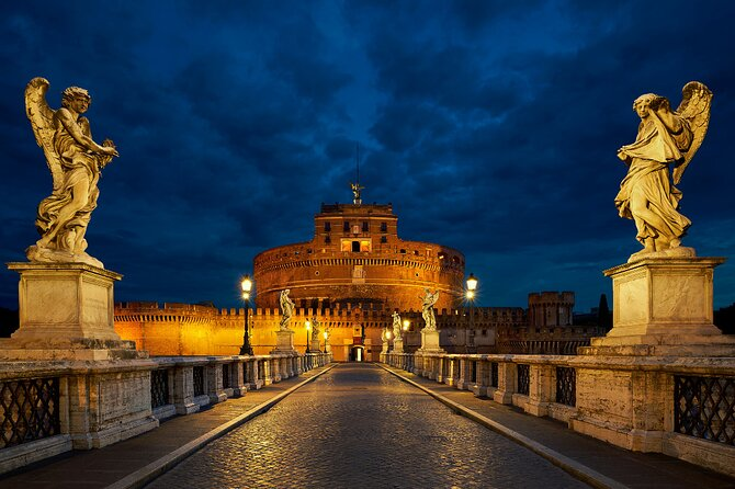 Castel Sant' Angelo: Angels and Demons Experience