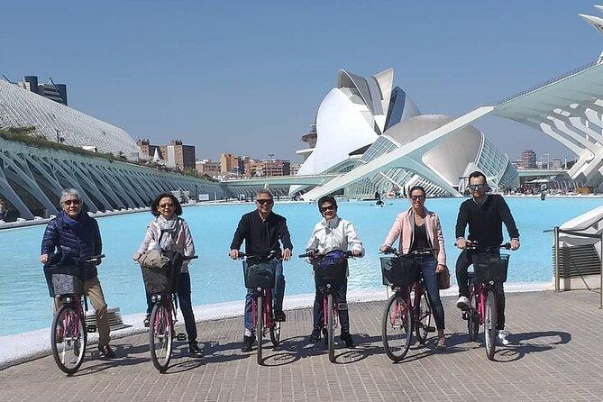 Monthly Bike Rental in Valencia