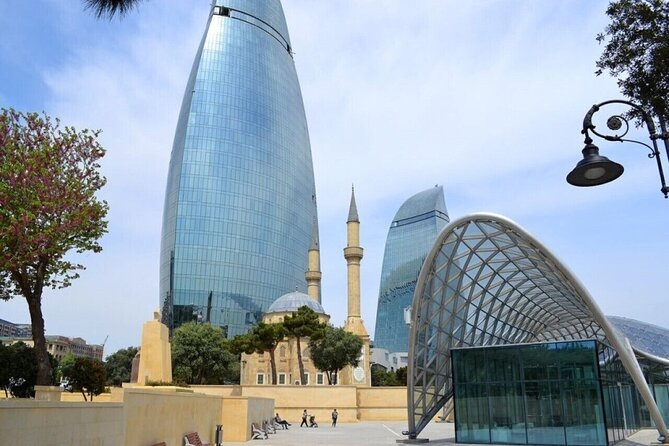 Enjoy Baku highlights Full Day Private tour - Solo/Small/Group