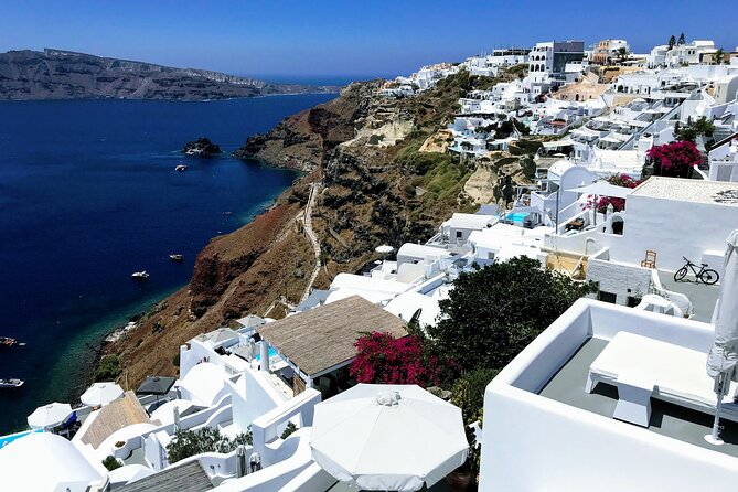 Private Tour: Santorini City Sightseeing in One Day