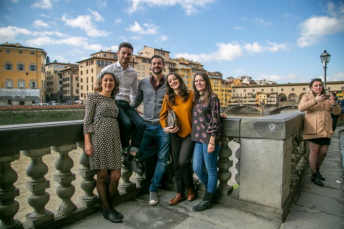 Half-day Florence Walking Tour of the City Must-See Sites with Local Guide