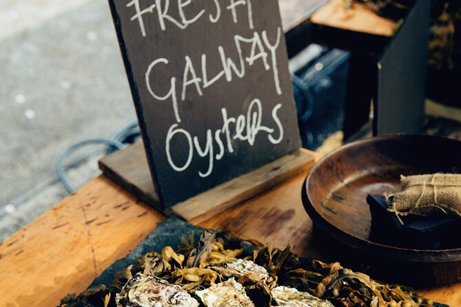 A taste of the Craic: An audio tour exploring Galway's local gastronomy