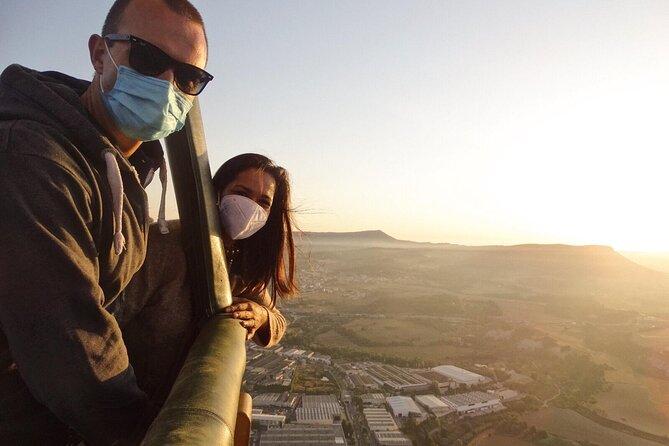 Hot Air Balloon Barcelona flight