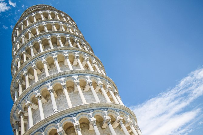 Day Trip to Pisa and Lucca from Florence with Leaning Tower Skip-the-Line Access