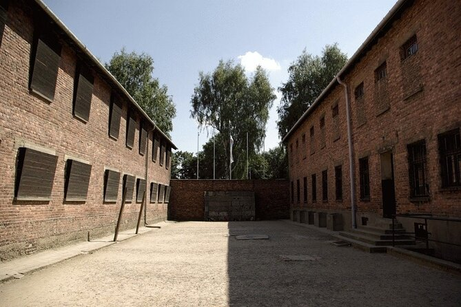 Auschwitz and Birkenau Guided Tour from Krakow