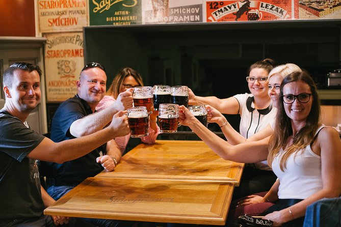 Brewery tour with beer tasting and dinner