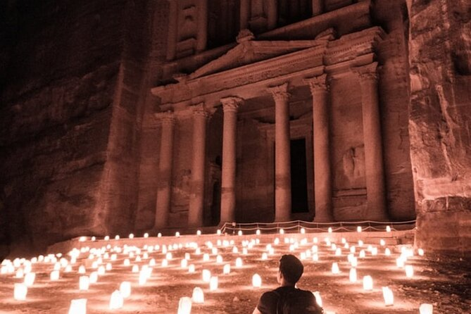 Private guided Petra city discovering tour;Solo;Small Group