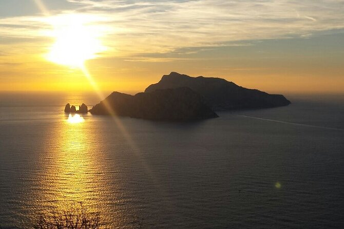Private One Day Walking Tour of Capri with Guide