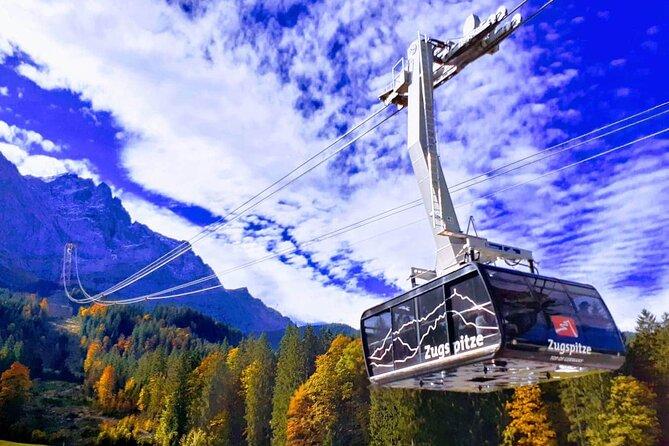 MY * GUiDE Exclusieve berg ZUGSPITZE & SNOW Veel meer tour vanuit München